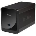 Сетевое хранилище D-Link DNS-722-4 2-Bay Network Video Recorder for D-Link IPCAMs SATA Drive Su