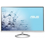 "Монитор ASUS 27"" [MX279H] Wide LED AH-IPS monitor, Full HD 1920x1080, 5 ms, 250 cd/m2, 80 M :1, 178°(H), 178°(V), DVI, HDCP, HDMIx2 , speakers 3W x 2 stereo, RMS, with 5Wx2 Amplifier co-developed by Bang & Olufsen ICEpower® , Ultra-slim , Kensington ..."