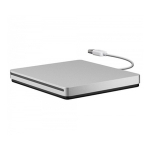 Привод оптический Apple Apple USB SuperDrive [ MD564ZM/A ]