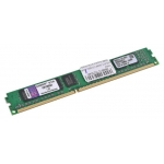 Оперативная память Kingston DIMM  4GB 1333MHz DDR3 Non-ECC CL9 SR x8 [KVR13N9S8/4]