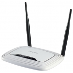 Маршрутизатор TP-Link Atheros TL-WR841N 2T2R, 2.4GHz, 802.11n/g/b, Built-in 4-port Switch
