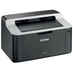 Принтер лазерный Brother HL-1112R (A4, до 20 ppm, 2400x600 dpi, USB 2.0, black, 1 MB, лоток 250 л., TN-1075, DR-1075)