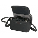 Сумка для фотоаппарата Lowepro Quick Case 100 (black, нейлон, 10.5x11.5x12 мм)