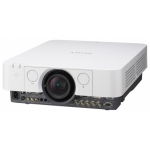 Проектор Sony VPL-FH31 3LCD, 4300 ANSI Lm, WUXGA, 2000:1, Lens shift, (1,39-2,23:1), DVI-D, RJ45, HDMI, S-Video, RS-232C:D-sub 15-pin, Edge Blending, коррекция геометрии, портретный режим, 8 кг.
