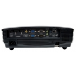 Проектор Optoma EH300 (Full 3D), DLP, Full HD (1920*1080), 3500 ANSI Lm, 15000:1,HDMIv.1.4 x2,VGA IN x2, Composite, Audio IN x2 (3,5mm), VGA Out x1, Audio Out x1, USB(B), RS232, 2x8W, 26дБ , 3,1 kg