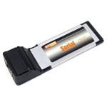 Контроллер ExpressCard ST-Lab С-230 Adapter Express Card/34mm-->1 x e-SATAII
