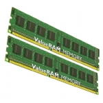 Оперативная память Kingston DIMM  8GB KVR13N9S8HK2/8 1333MHz DDR3 Non-ECC CL9  SR x8 (Kit of 2) STD Height 30mm