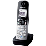 DECT доп. трубка Panasonic  KX-TGA681RUB (Black)