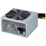 Блок питания HiPRO ATX 450W HPE450W 120mm fan, PPFC, 4*SATA, I/O switch