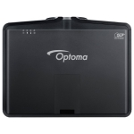 Проектор Optoma EX855 (без линзы) DLP,XGA(1024*768),5500 ANSI Lm,4000:1,HDMI,DVI-D,2x15 Pin D-sub,S-Video,компонент 3xRCA,2 аудиовхода - RCA/Mini Jack, USB (манипулятор мышь),VGA OUT,Lens shift,Audio out-Mini Jack,триггер+12 В,RS232,RJ45,3W,31/34dB,1...