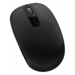 Беспроводная мышь Microsoft Wireless Mobile Mouse 1850 (черный, USB, оптика 1000 dpi, 2.4 ГГц, nano-ресивер) [ U7Z-00004 ]