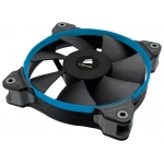 Кулер для корпуса Corsair Air Series SP120 Quiet Edition High Static Pressure 120mm Fan (1450, 23 dB, 1 вентилятор 120x120x25 мм, в комплекте три накладных кольца красного, синего и белого цветов, Retail) [ CO-9050005-WW ]