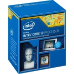 Процессор Intel Core i7 4790 Box (S - 1150, к-во ядер: 4, Haswell*-22nm, 3.6 GHz, 8 MB, графическое ядро GT2 HD 4600, 1200 MHz, Hyper-Threading, Turbo Boost 4.0 GHz, VT-x/VT-d, vPro, контроллер 2-channel DDR3-1600, TDP 84W) [ BX80646I74790 ]