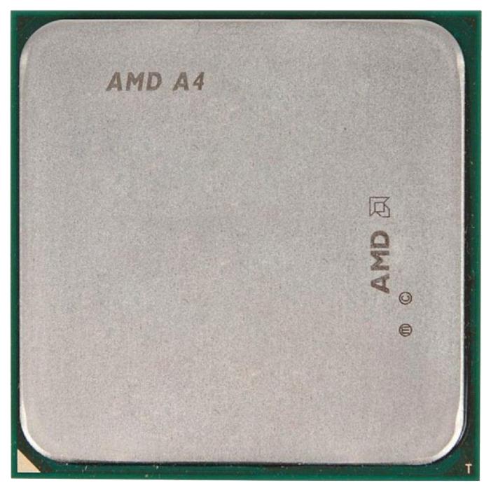 Процессор AMD APU Dual-Core A4 7300 OEM (S - FM2, к-во ядер: 2