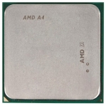 Процессор AMD APU Dual-Core A4 7300 OEM (S - FM2, к-во ядер: 2, Richland-32nm, 3.8 GHz, 1 MB, графическое ядро Radeon HD 8470D (192 cores), 800 MHz, Turbo Core 4.0GHz, DirectX 11, AMDv, контроллер 2-channel DDR3-1600, TDP 65W) [ AD7300OKA23HL ]