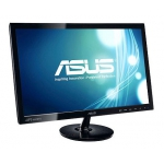 "Монитор 21.5"" ASUS VS229HA LED (черный, 1920x1080, VA, 5 мс, яр- 250 cd/m2, к- 80 000 000:1 (DC), у.о. г/в 178/178, D-Sub, DVI-D/HDMI, VESA 100x100) [ 90LME9001Q02231C ]"