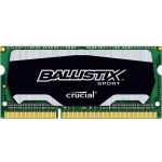 Память SODIMM DDR3L 4 GB (PC3L-14900, 1866 MHz) Crucial ( CL 10-10-10-30, 1 шт x 4 GB, Ballistix Sport, напряжение 1.35V) [ BLS4G3N18AES4CEU ]