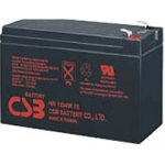 Аккумулятор CSB HR1234W F2 (12V / 9 Ah, lead-acid)