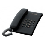 Телефон Panasonic KX-TS2350RUB (Black)