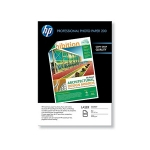 Бумага HP для лазерных принтеров Professional Glossy Laser Photo Paper (A4, 200 г/м2, 100 л) [ CG966A ]
