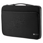 "Папка для ноутбука 15.4"" HP Black Cherry Notebook Sleeve [ WU673AA ] (Black)"