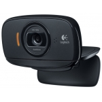 Интернет-камера Logitech HD Webcam C525, USB 2.0, 1280*720, 8Mpix foto, Mic, Black [960-000723]