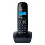 Телефон Dect Panasonic KX-TG1611RUH (Dark Grey, АОН, caller ID, память 50 номеров)