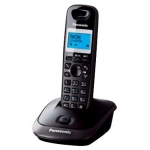 Телефон Dect Panasonic KX-TG2511RUN (платиновый)