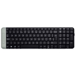 Клавиатура Logitech K230 Light Grey Wireless USB (920-003348)