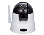 Интернет-камера D-Link DCS-5222L HD Wireless N Pan & Tilt Network Camera build-in 802.11n wir